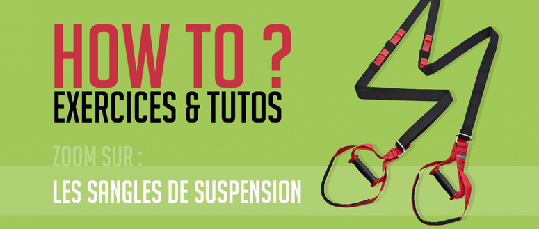Tutos-sangles de suspension