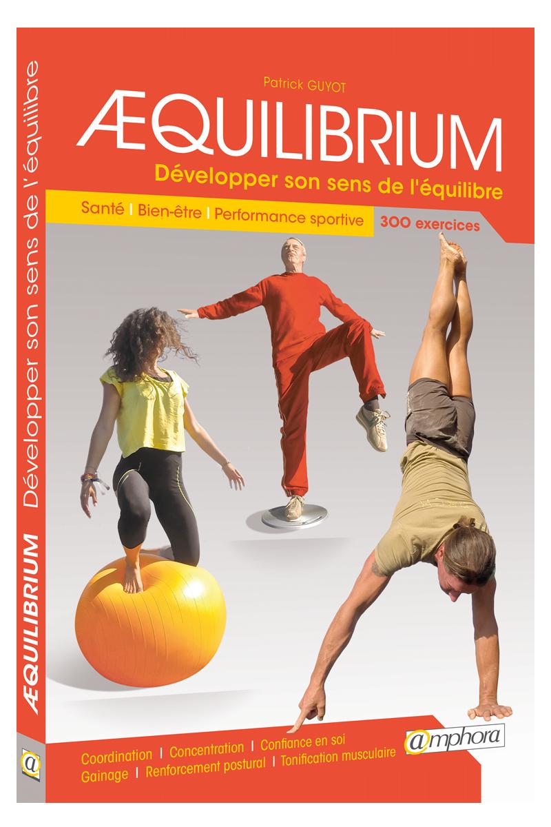 Livre Amphora Aequilibrium - Développer Son Sens De L'équilibre Fitness SZWtgAYzM