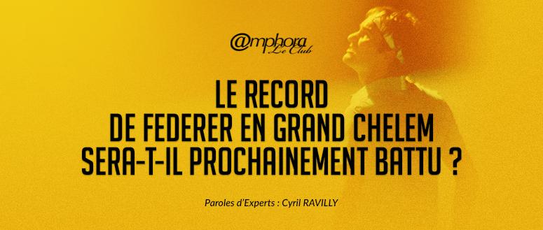 Federer-record grand chelem