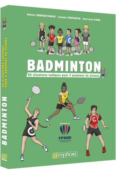 B338-Couverture badminton 3d