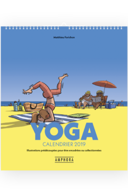 Calendrier Yoga 2019