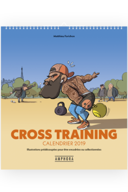 Calendrier Cross Training 2019