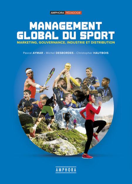 Couverture MANAGEMENT GLOBAL DU SPORT_web