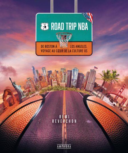 Road Trip NBA – Couv WEB