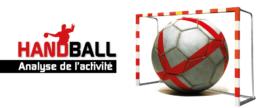 Handball : analyse de l'activité